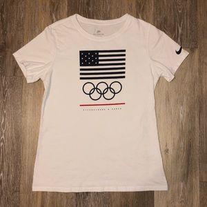 Nike 2018 Olympics Graphic Tee